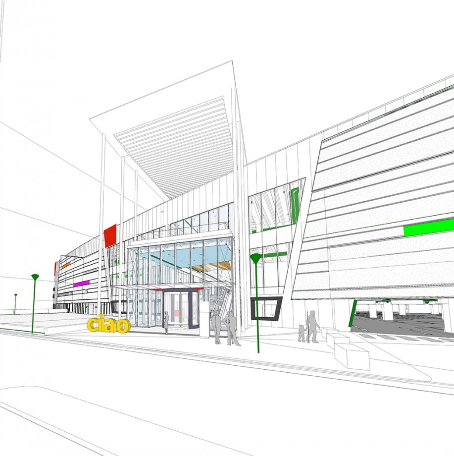 Ikea Shopping Centre Crew Cremonesi Workshop